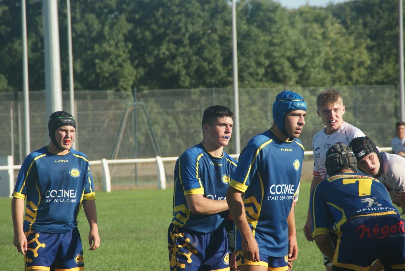Match amical de reprise probant pour les Juniors