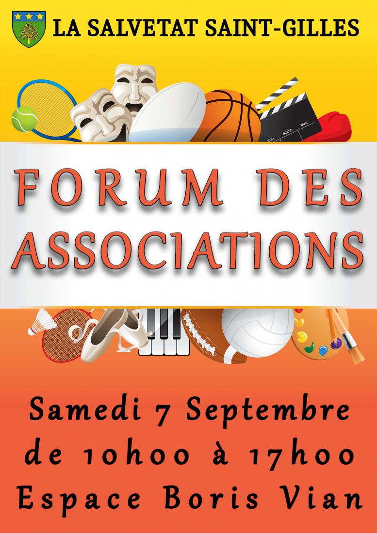 Forum des Associations à la Salvetat