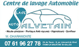 LAVAGE AUTO SALVETAIN